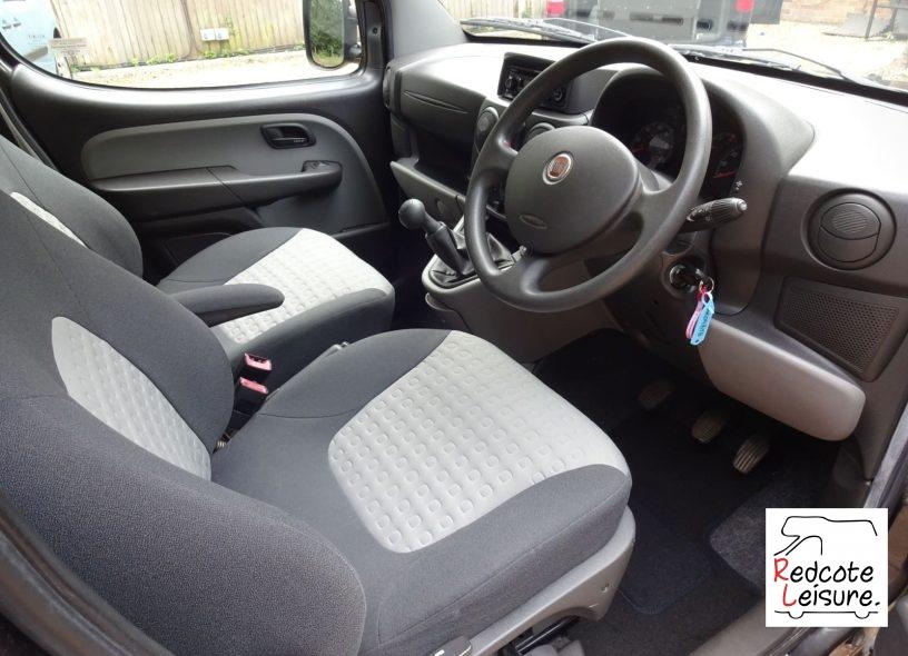 2009 Fiat Doblo Dynamic Micro Camper (12)