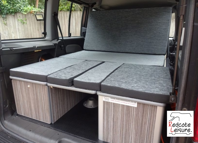 2009 Fiat Doblo Dynamic Micro Camper (20)