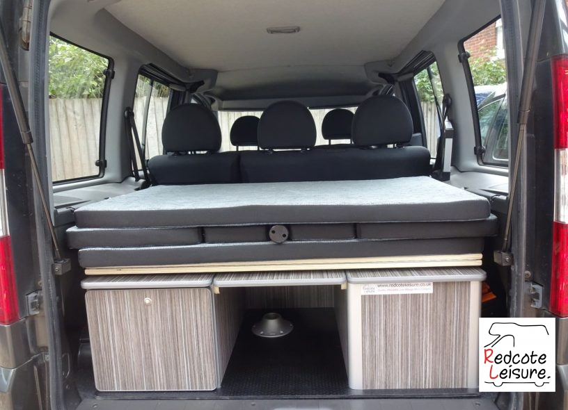 2009 Fiat Doblo Dynamic Micro Camper (25)