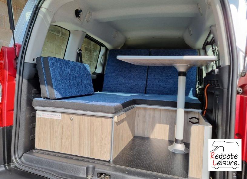 2011 Peugeot Partner Tepee Outdoor Micro Camper (15)