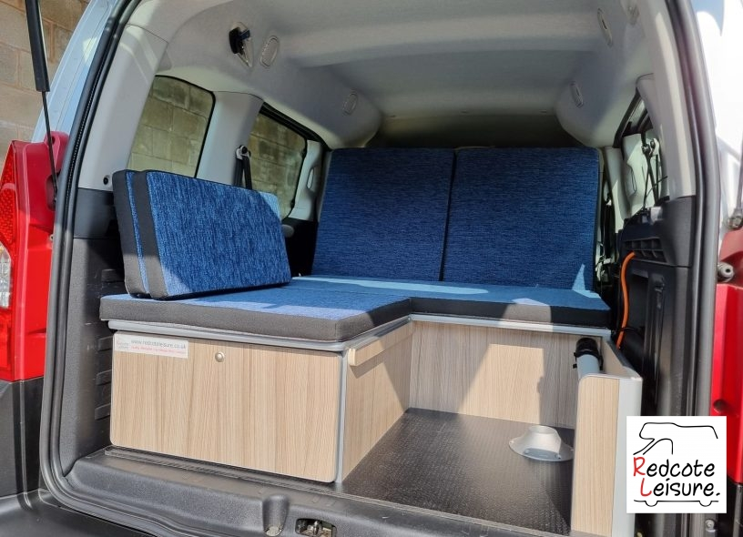 2011 Peugeot Partner Tepee Outdoor Micro Camper (16)
