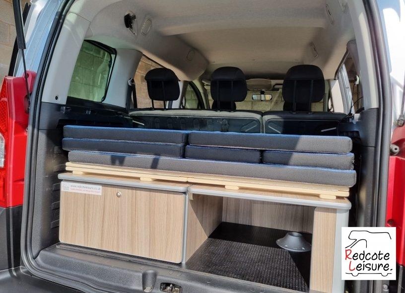 2011 Peugeot Partner Tepee Outdoor Micro Camper (19)