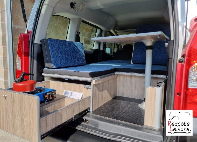 2011 Peugeot Partner Tepee Outdoor Micro Camper (32)