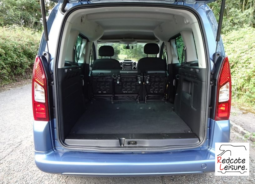 2016 Peugeot Partner Tepee Active Blue HDI Micro Camper (10)