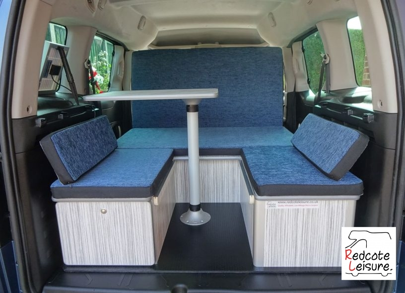 2016 Peugeot Partner Tepee Active Blue HDI Micro Camper (17)