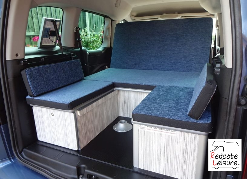 2016 Peugeot Partner Tepee Active Blue HDI Micro Camper (22)
