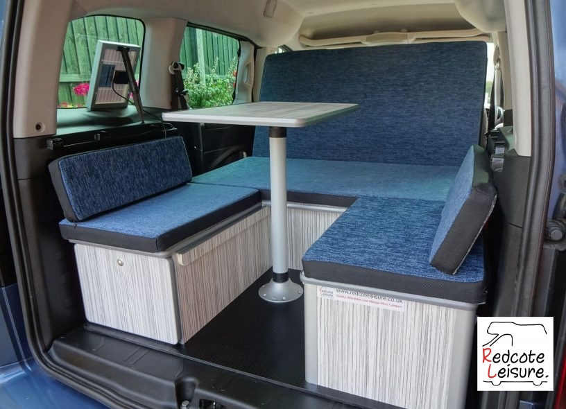 2016 Peugeot Partner Tepee Active Blue HDI Micro Camper (23)