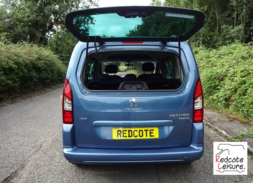 2016 Peugeot Partner Tepee Active Blue HDI Micro Camper (3)