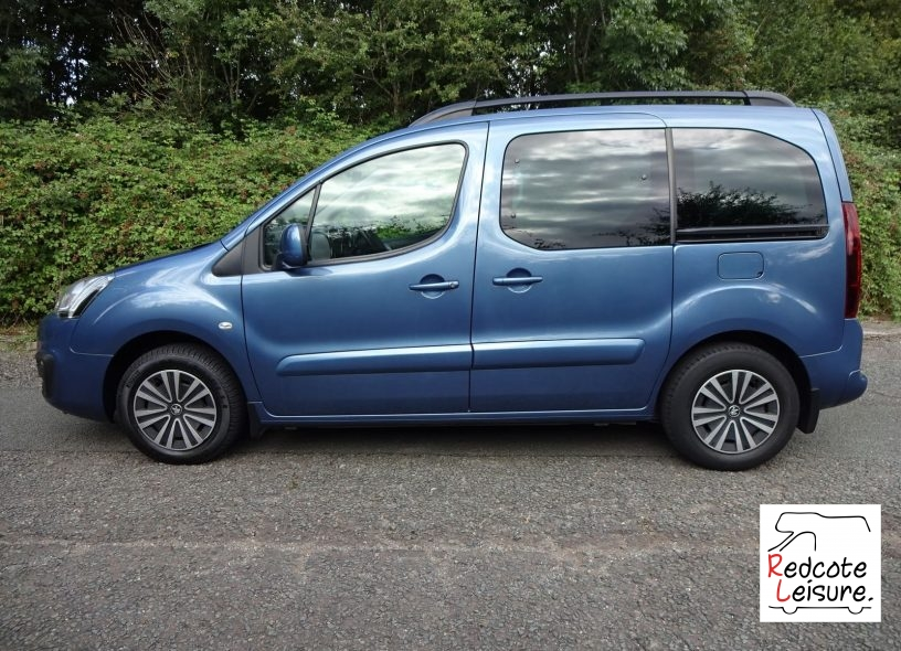 2016 Peugeot Partner Tepee Active Blue HDI Micro Camper (6)