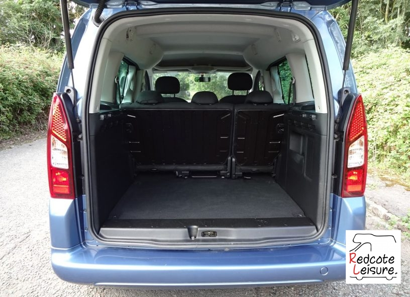 2016 Peugeot Partner Tepee Active Blue HDI Micro Camper (8)