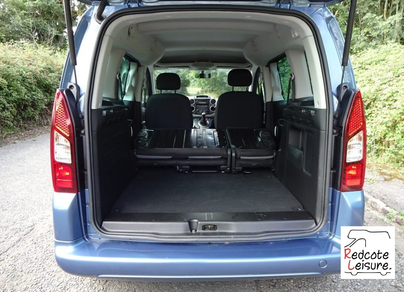 2016 Peugeot Partner Tepee Active Blue HDI Micro Camper (9)