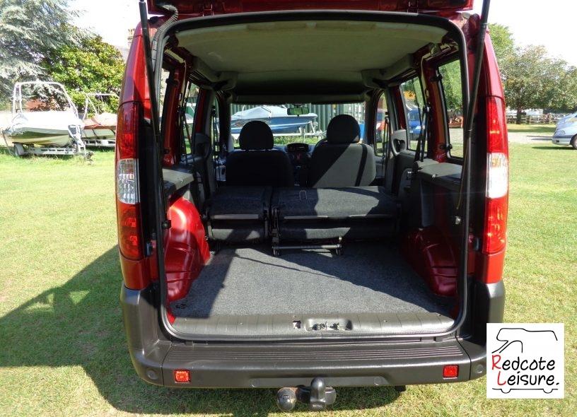 2007 Fiat Doblo Active Micro Camper (10)