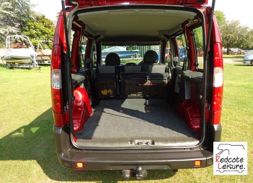 2007 Fiat Doblo Active Micro Camper (11)