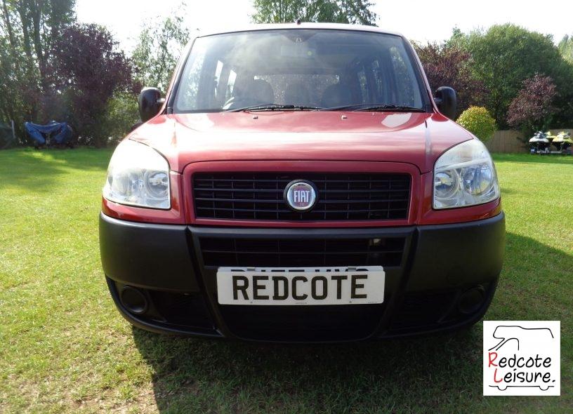 2007 Fiat Doblo Active Micro Camper (2)