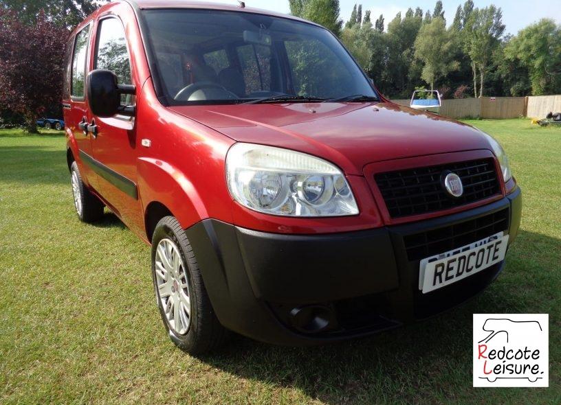 2007 Fiat Doblo Active Micro Camper (3)