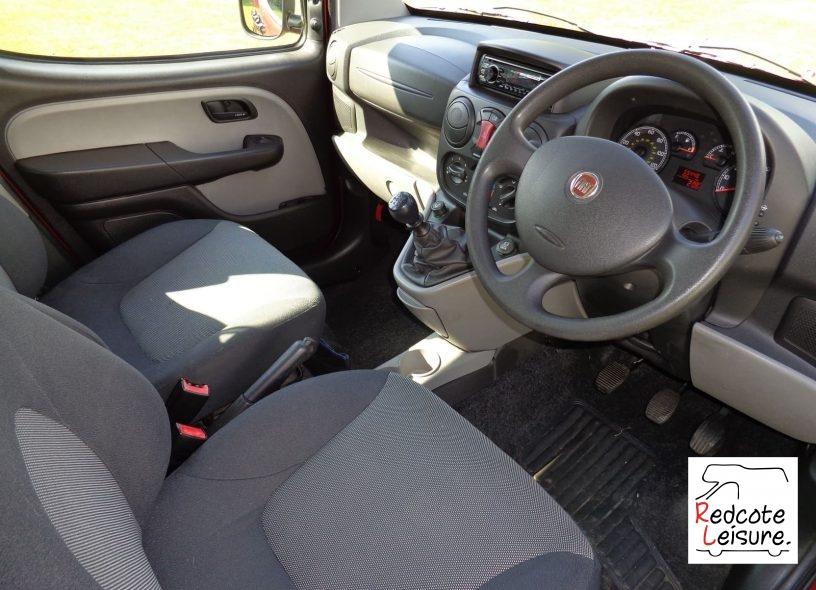 2007 Fiat Doblo Active Micro Camper (33)