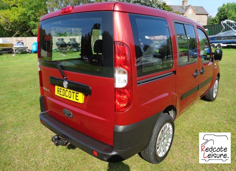 2007 Fiat Doblo Active Micro Camper (4)