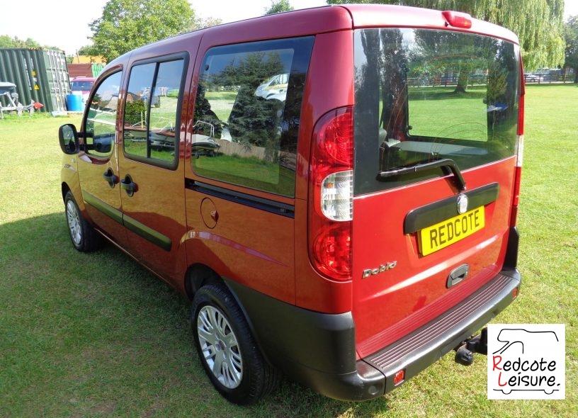 2007 Fiat Doblo Active Micro Camper (5)