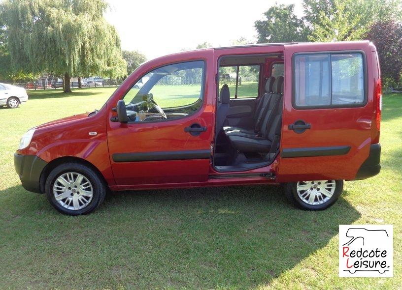 2007 Fiat Doblo Active Micro Camper (7)