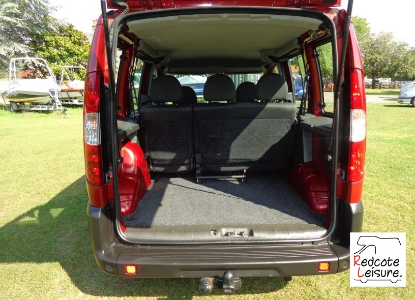 2007 Fiat Doblo Active Micro Camper (9)