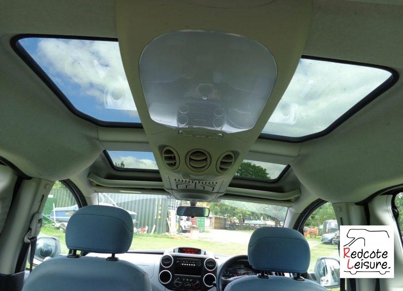 2012 Citroen Berlingo Multispace VTR Micro Camper (16)