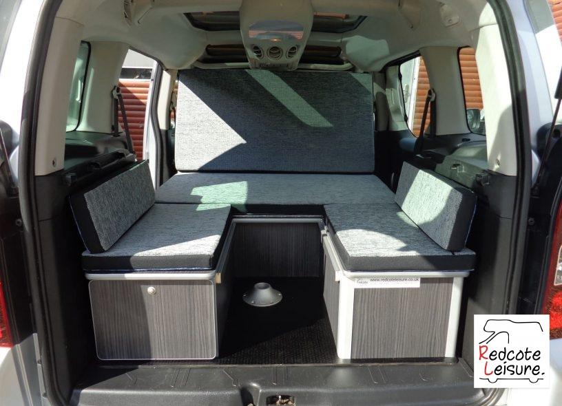 2012 Citroen Berlingo Multispace VTR Micro Camper (19)