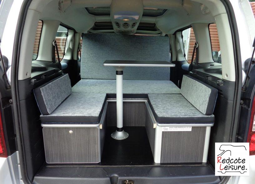2012 Citroen Berlingo Multispace VTR Micro Camper (28)