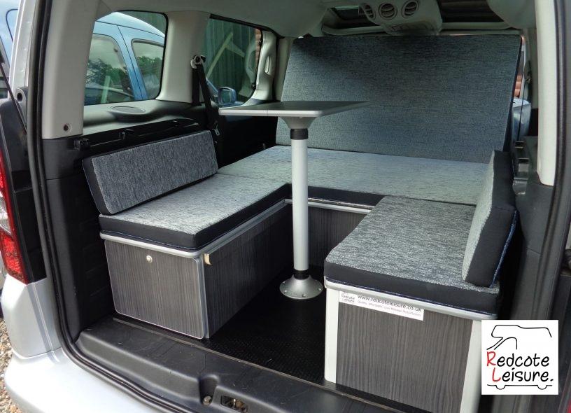 2012 Citroen Berlingo Multispace VTR Micro Camper (30)