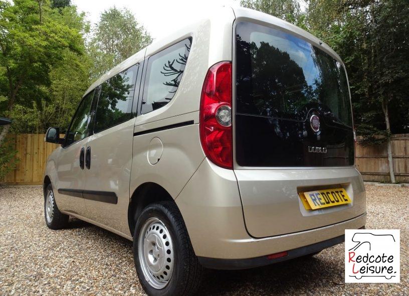 2012 Fiat Doblo Active Micro Camper (5)