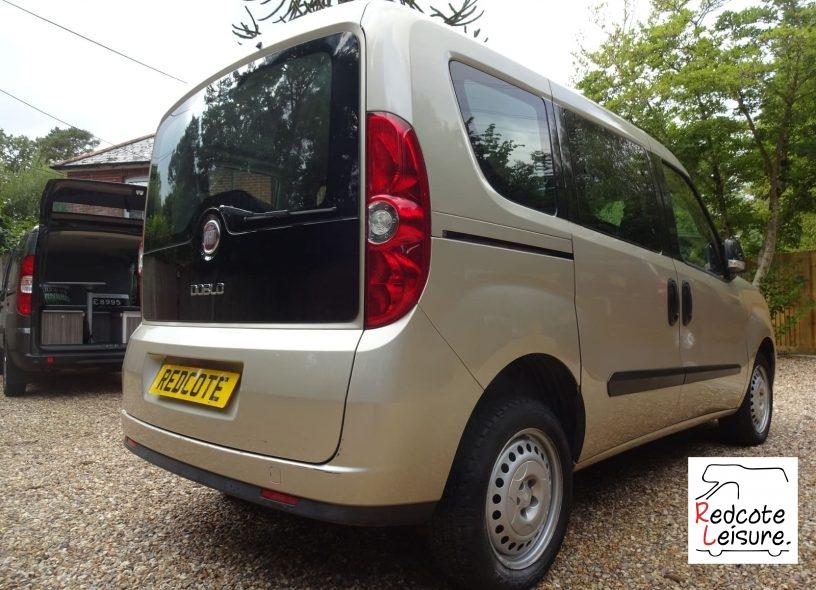 2012 Fiat Doblo Active Micro Camper (6)