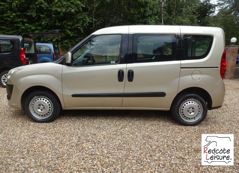 2012 Fiat Doblo Active Micro Camper (7)