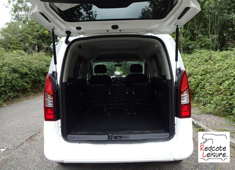 2012 Peugeot Partner Tepee S Micro Camper (10)