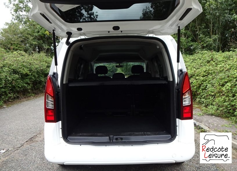 2012 Peugeot Partner Tepee S Micro Camper (7)