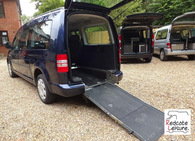 2014 Volkswagen Caddy Maxi Life Micro Camper WAV (10)