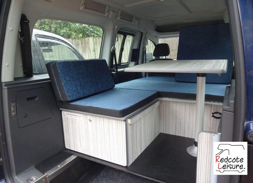 2014 Volkswagen Caddy Maxi Life Micro Camper WAV (13)