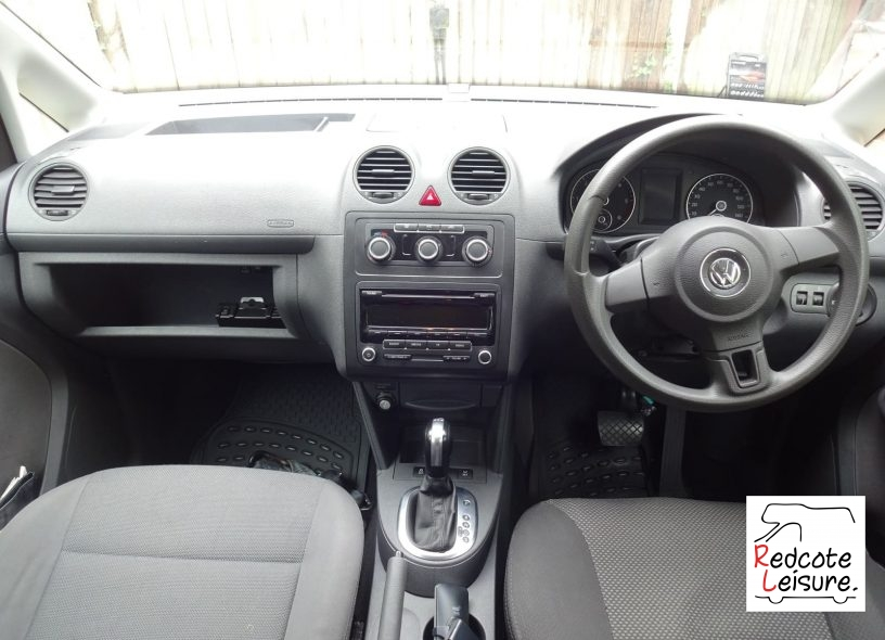 2014 Volkswagen Caddy Maxi Life Micro Camper WAV (14)