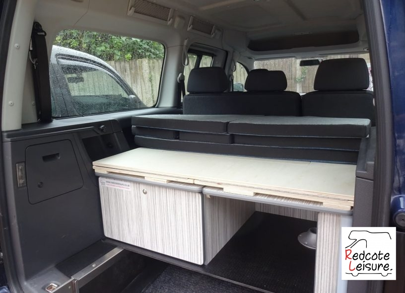 2014 Volkswagen Caddy Maxi Life Micro Camper WAV (15)