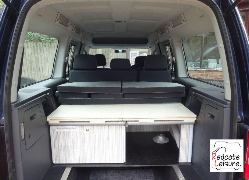 2014 Volkswagen Caddy Maxi Life Micro Camper WAV (16)