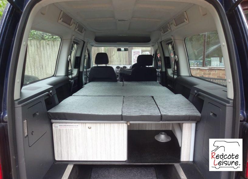 2014 Volkswagen Caddy Maxi Life Micro Camper WAV (20)