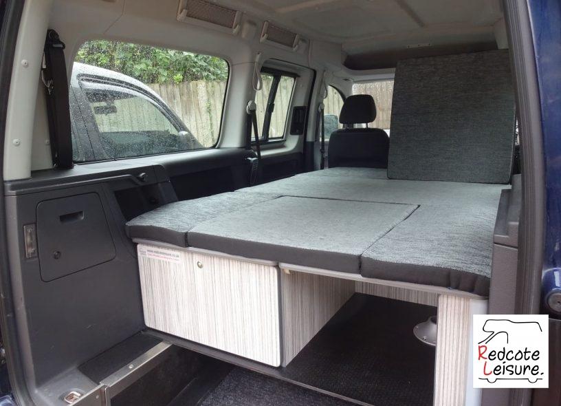 2014 Volkswagen Caddy Maxi Life Micro Camper WAV (22)