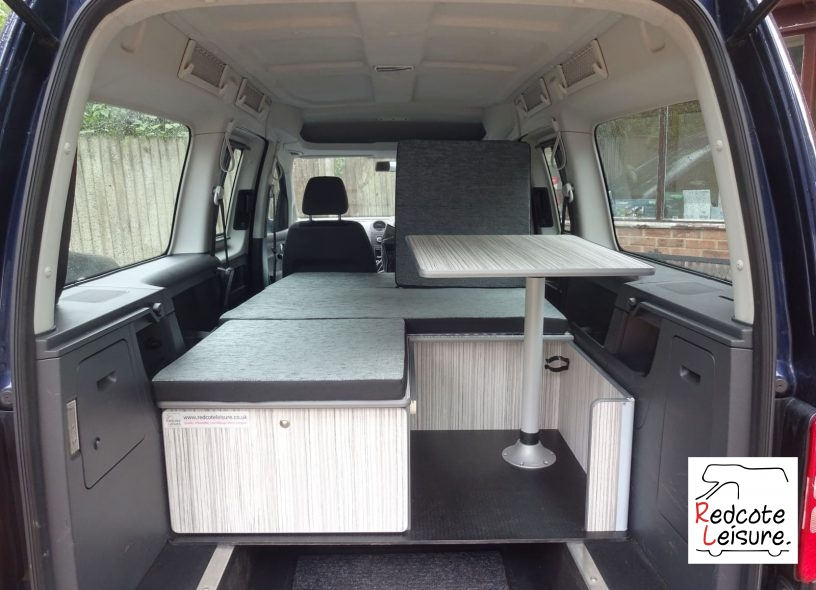 2014 Volkswagen Caddy Maxi Life Micro Camper WAV (25)