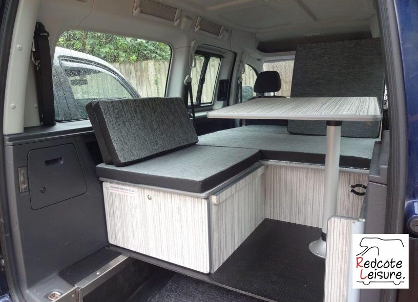 2014 Volkswagen Caddy Maxi Life Micro Camper WAV (27)