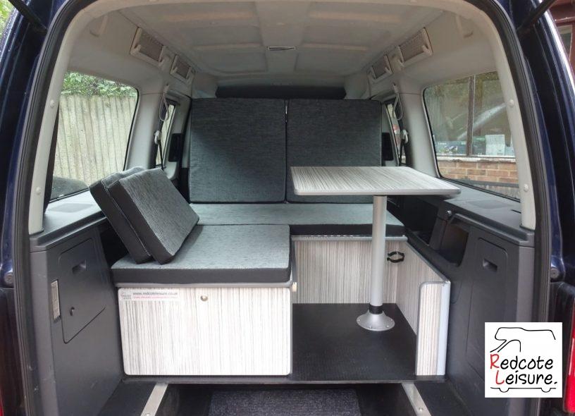 2014 Volkswagen Caddy Maxi Life Micro Camper WAV (33)