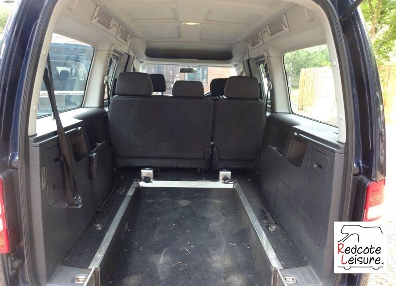 2014 Volkswagen Caddy Maxi Life Micro Camper WAV (7)