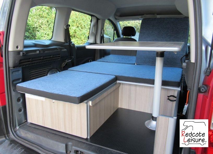 2009 Citroen Berlingo Multispace VT Micro Camper (25)