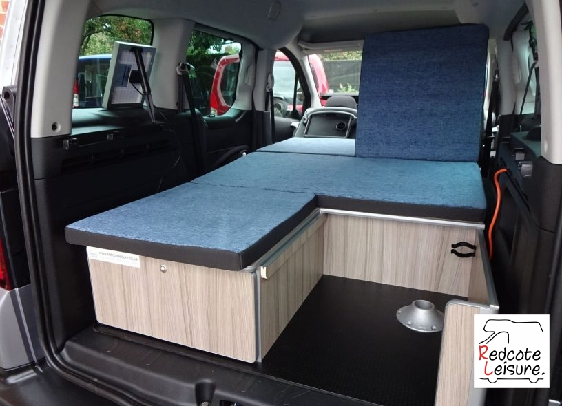 2016 Citroen Berlingo Multispace XTR Micro Camper (35)